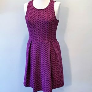 Stitch Fix 41Hawthorn Jace Chevron Dress ~ Small